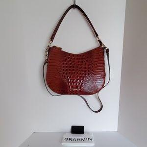 Brahmin Pecan Melbourne  Shoulder bag